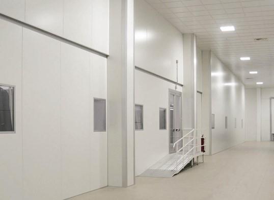 003. panel Greenpan panel phong sach SPT - VẬT LIỆU XÂY DỰNG PHÒNG SẠCH PANEL PIR GREENPAN