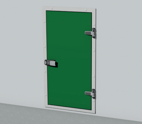 011. CỬA PANEL INTERCOLD Hình ảnh cửa Flush Door SPT 07 458x400 - CỬA PANEL INTERCOLD
