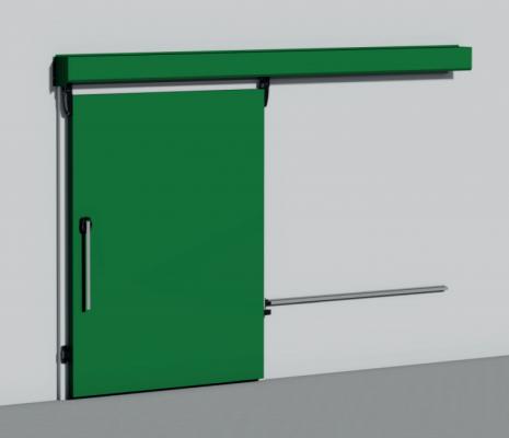 011. CỬA PANEL INTERCOLD Hình ảnh cửa Manual Sliding Door SPT 09 465x400 - CỬA PANEL INTERCOLD