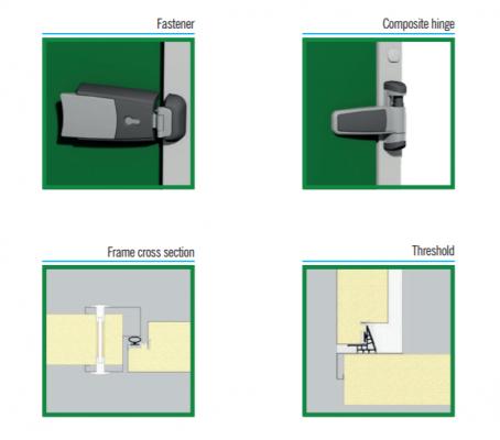 011. CỬA PANEL INTERCOLD Phụ kiện kèm theo cửa Flush Door SPT 08 454x400 - CỬA PANEL INTERCOLD