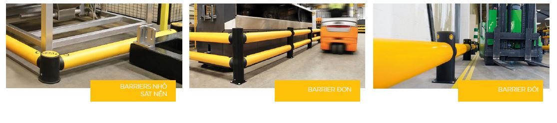 Traffic Barriers - A Safe