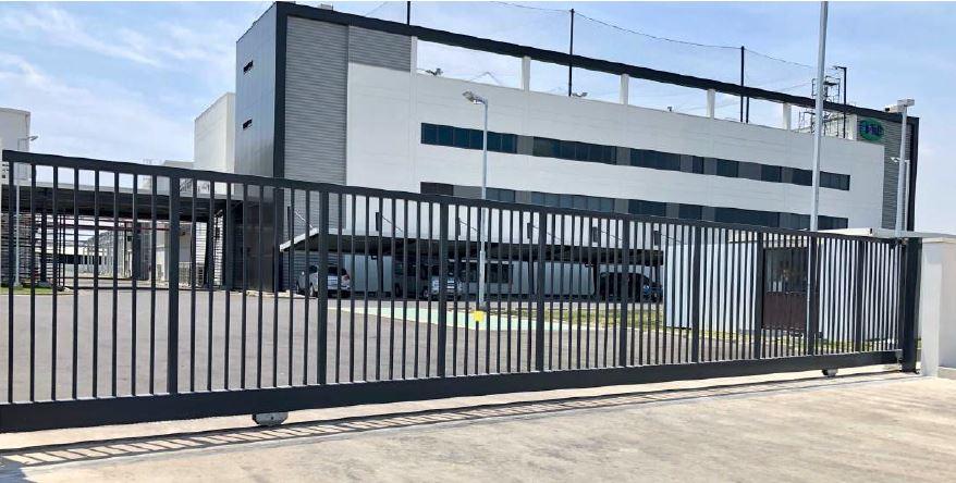 Các giải pháp cổng nhà máy của STVS